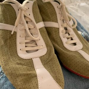 90's Suede Athletic Shoes
